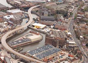 DLR Lewisham Extension