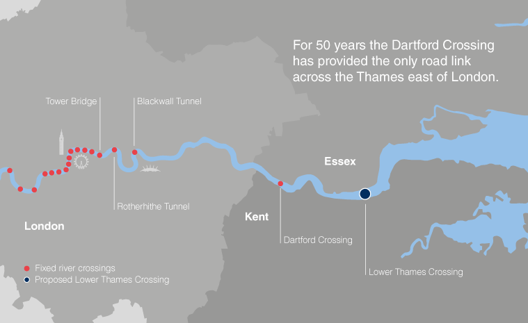 New phase for Lower Thames Crossing project