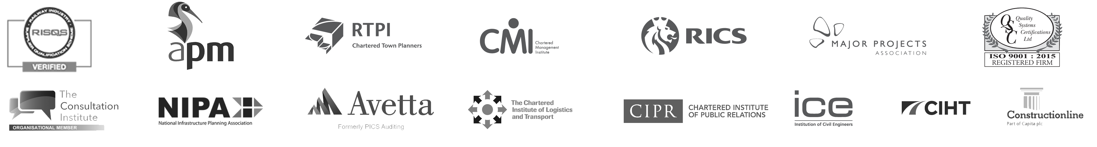cj associates footer affiliate logos