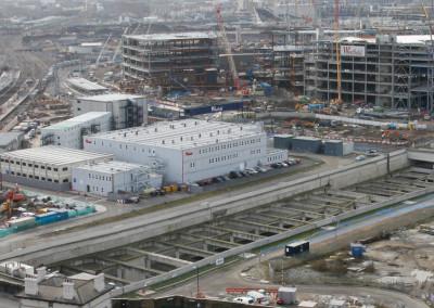 DLR Stratford International Extension Project