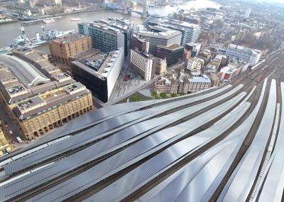 Thameslink London Bridge Station