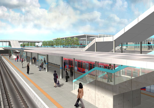 DLR Stratford International for web